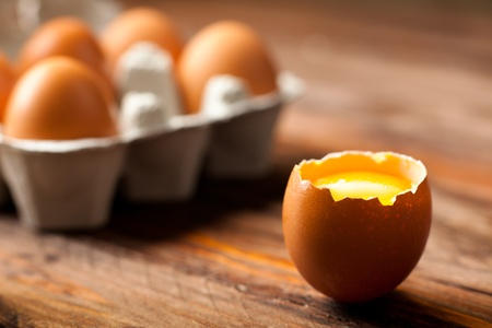 Find Blood Spots in an Egg? Don't Panic Just Yet!