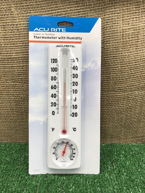 acurite thermometer and hygrometer