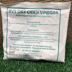 BVS Dry Cider Vinegar