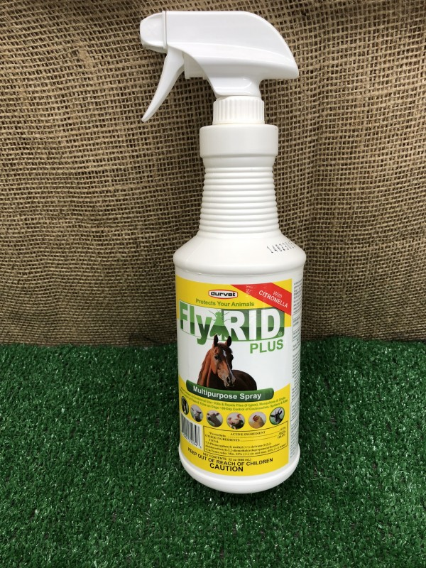 Fly Rid Poultry & Roost Spray